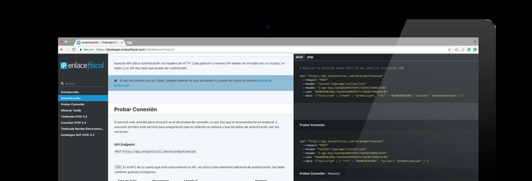 API de facturación electrónica